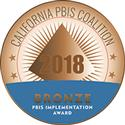 PBIS Bronze Implementation Award